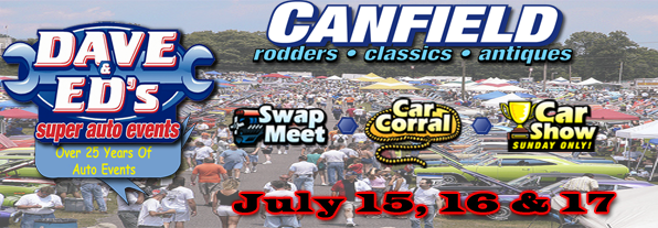 Canfield Swap Meet >> Canfield Swap Meet Jeff S Muscle Cars And Classics