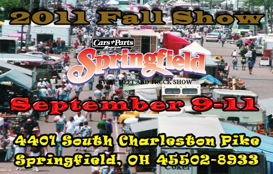 Ohio Swap Meet Springfield, Ohio
