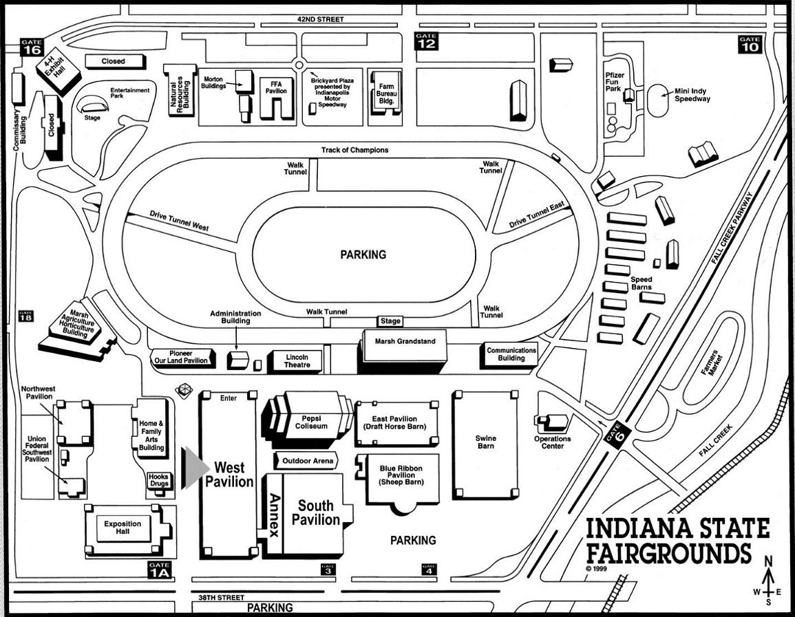 Car Show Tn State Fairgrounds